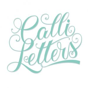 CalliLetters Logo, Grafikdesign