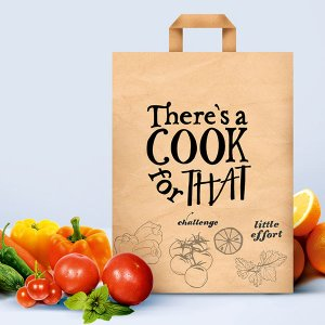 Handlettering: There's a Cook-for-that