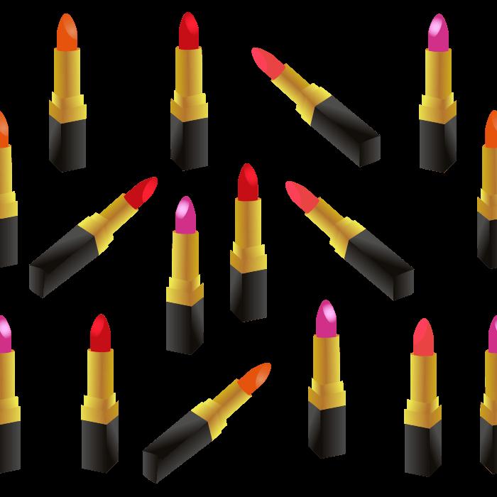 Lippenstift Illustrationen