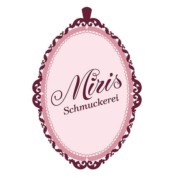 Finales Logo für Miris Schmuckerei