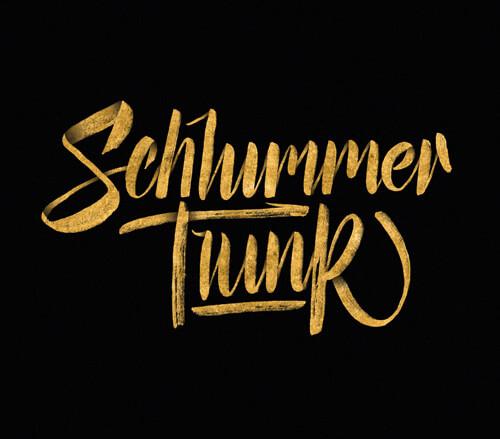 CalliLetters Brushlettering: Schlummertrunk