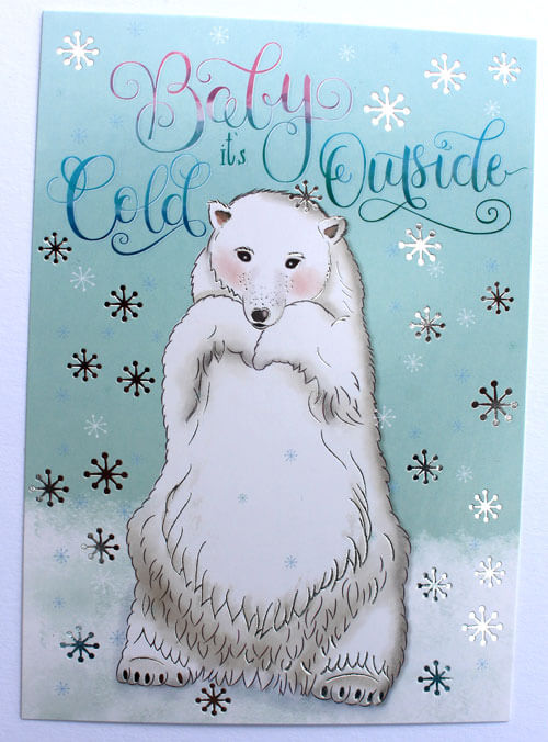 CalliLetters-Illustration-Handlettering-Papeterie-BabyItsColdOutside