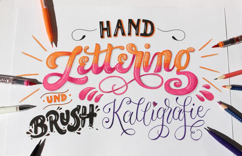 CalliLetters-Handlettering-Fortgeschrittene-Zeichenfabrik-Wien