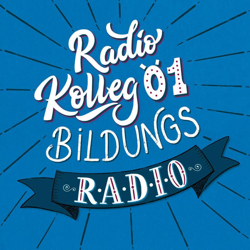 CalliLetters-Lettering-Brushkalligrafie-Oe1-Radiointerview