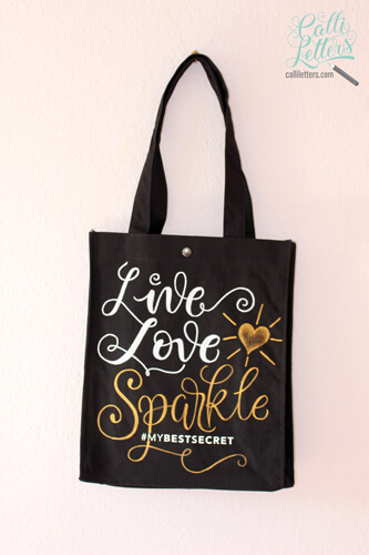 CalliLetters-Eventlettering-SchustermannBorenstein-BestSecret-LiveLoveSparkle