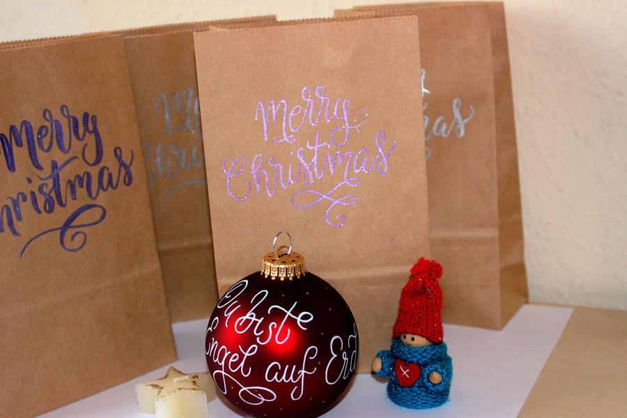 CalliLetters-Handlettering-Weihnachten