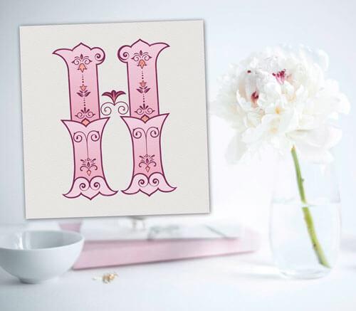 CalliLetters-Branding-Illustration-Lettering-handgemachteSchrift-Initiale-H